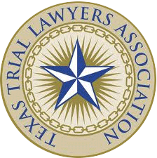 Texas Trial Lawyers Association Badge